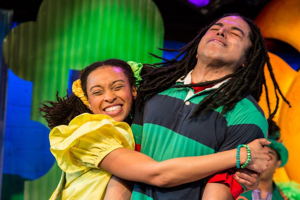 Ziggy and Nansi