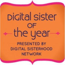 Digital Sister of the Year 2012