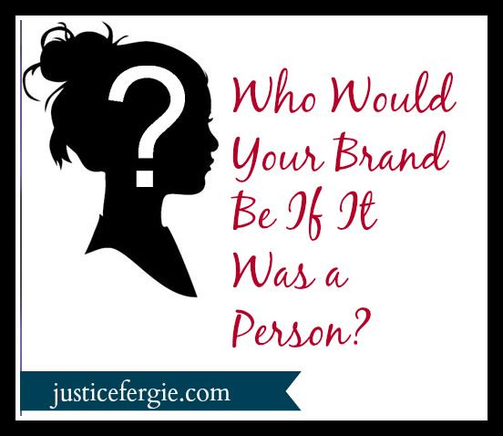 Brand Persona Graphic