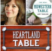 Behind the Scenes w. @AmyRoseThielen from @FoodNetwork's 'Heartland Table'