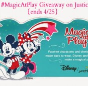 It's a GIVEAWAY! Have You Heard About Disney's #MagicAtPlay Collection at Kohl's?